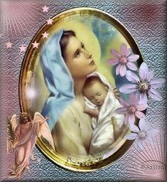 Moja Ewangelizacja!: Dowód Miłości Maryi do nas    Evidence of Mary's l...