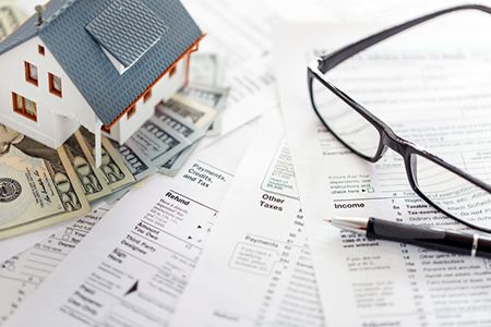 Irs Clarifies Home Equity Loan Tax Deductions Under New Law Tax Deductions Home Equity Loan Home Equity