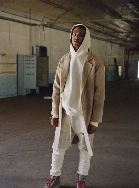 Fear Of God Essentials Collection Drops At Pacsun Today Streetwear Men Outfits Mens Fashion Editorial Mens Fashion Streetwear