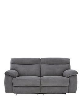 New Oxton Fabric 3 Seater Manual Recliner Sofa In 2019 Products