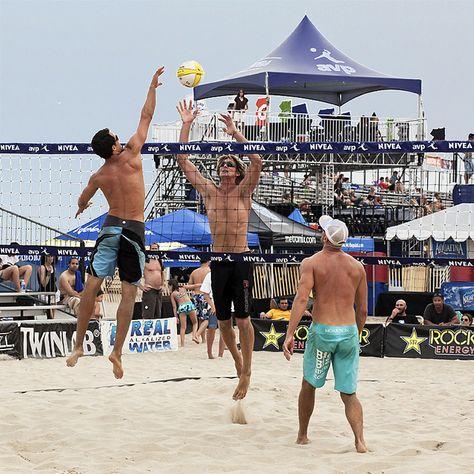 Avp Nivea Tour Belmar New Jersey June 26 27 2010 Belmar Beach Volleyball Jersey