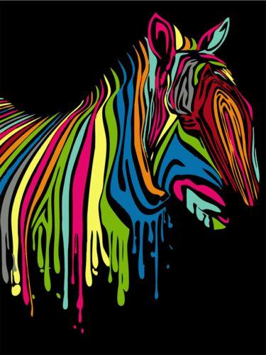 Splendid Line Horse Body HP Printed Needlepoint Canvas E#445 | eBay