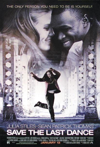 Save The Last Dance Poster Tanzposter Julia Stiles Poster