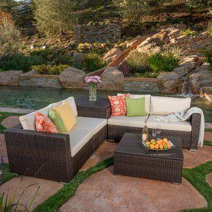 Rattan Furniture Indoor Wayfair Outdoor Wicker Patio Furniture