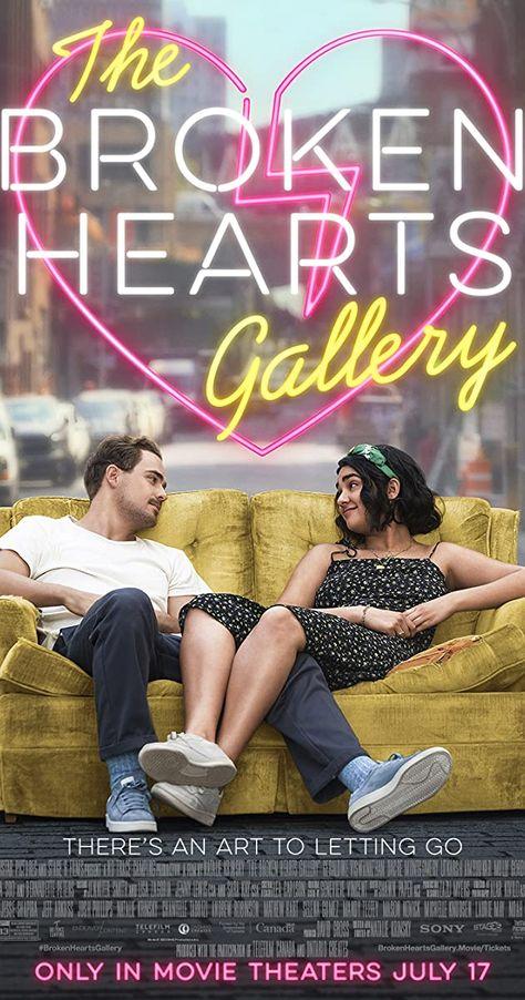 The Broken Hearts Gallery (2020) - IMDb