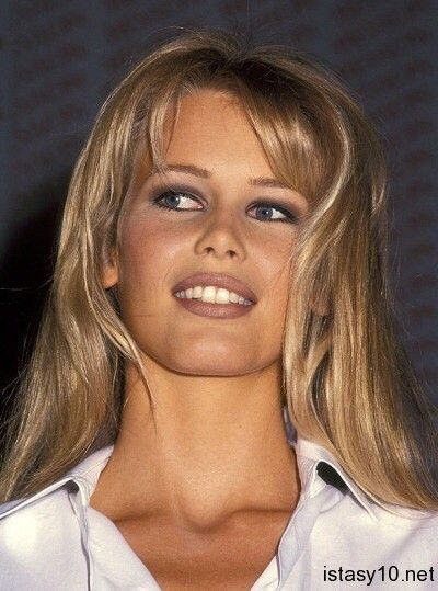 Claudia Schiffer ( born 25 August is a German model and creative director of her own clothing label.