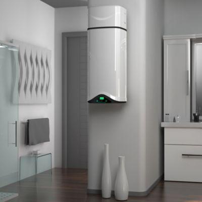 Chauffe Eau Thermodynamique Ariston Nuos 110l En 2020 Chauffe Eau Chauffe Eau Thermodynamique Et Interieur Maison