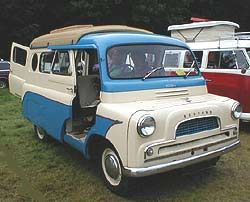 Bedford CA Camper Van By Hamerr Via Flickr