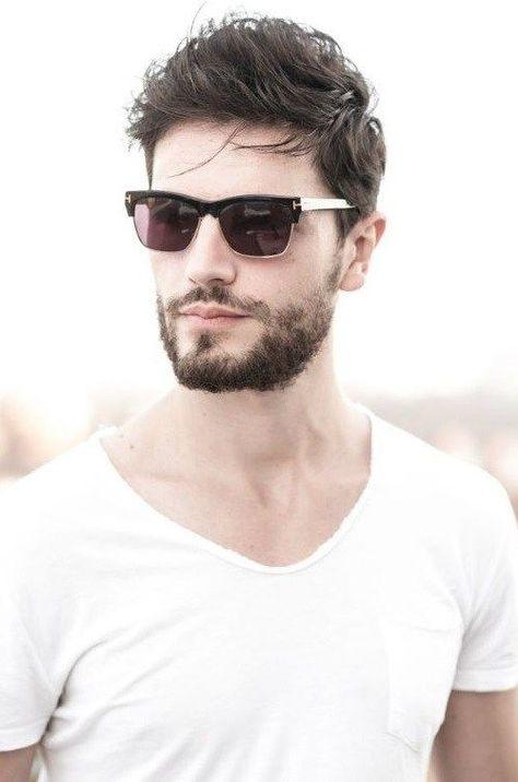 Óculos Masculino 2019. Macho Moda - Blog de Moda Masculina  ÓCULOS DE SOL  MASCULINO pra 2019, quais modelos estão em alta  As Tendências em óculos  pra 2019! 7fdadc0a62