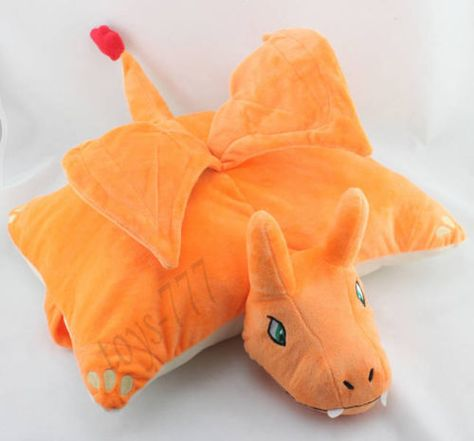 charizard body pillow