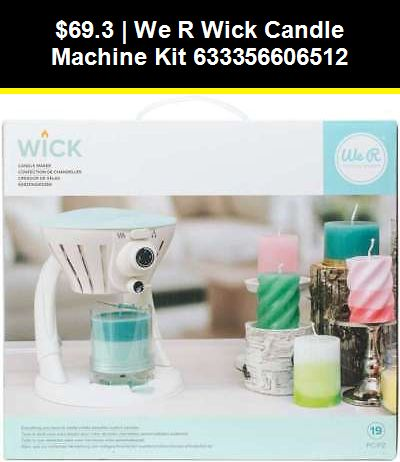 Candle and Soap Making Tools 183674: We R Wick Candle