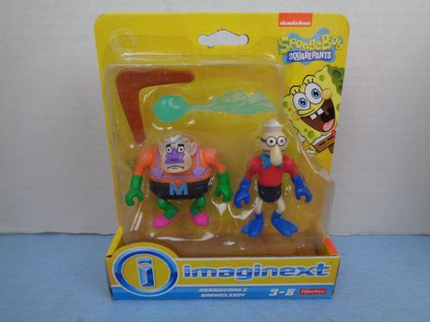 Fisher-Price ImagineXT SpongeBob SquarePants MermaidMan and