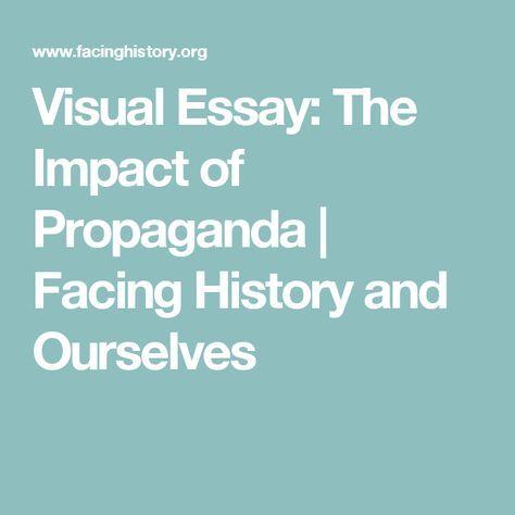 Pin On T Ching Hi Tore Propaganda Essays Essay