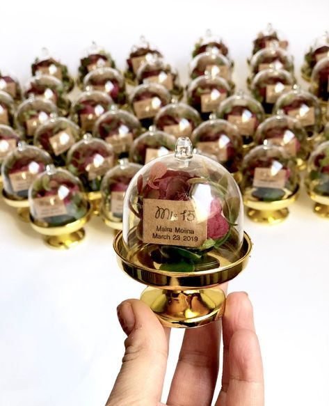 10 pcs Wedding favors, Favors, Dome, Beauty and the Beast Favors, Cloche dome, Wedding favors for guests, Beauty and the Beast, Party favors