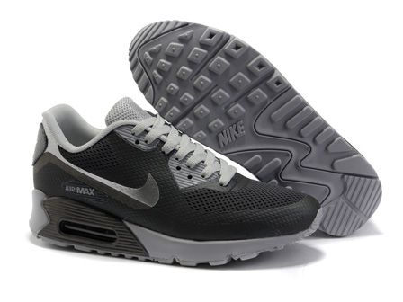 Buy Nike Air Max 90 Hyperfuse Premium Black Cool Grey Shoes New Release  from Reliable Nike Air Max 90 Hyperfuse Premium Black Cool Grey Shoes New  Release ...