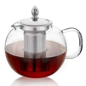 Top 10 Best Glass Teapots In 2020 Reviews Glass Teapot Tea Strainer Tea Pots