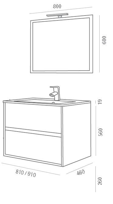 22++ Dimension vasque salle de bain trends