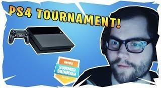 TSM Dakotaz Plays Ps4 in $100,000 Fortnite Tournament