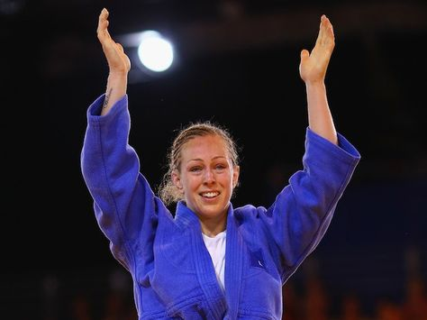 Result: Judoka Sally Conway wins bronze for Team GB
