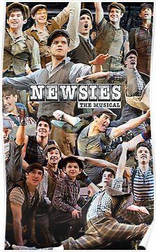 'Newsies Broadway Musical Collage' Poster by RichardRay Broadway Posters, Broadway Theatre, Musical Theatre, Broadway Shows, Theatre Posters, Movie Posters, Theatre Nerds, Dear Evan Hansen, Long Hoodie