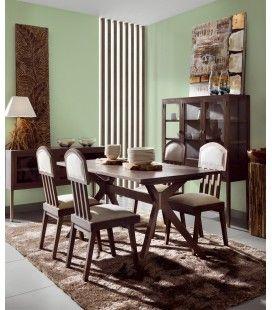 Comprar online Mesas de Comedor de madera : Colección ...