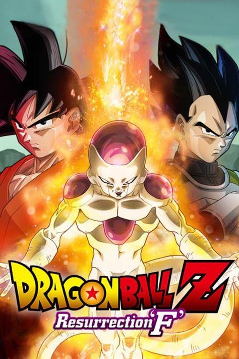 dragon ball z resurrection f stream free