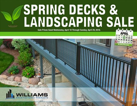 spring decks landscaping sale at menards sale prices good wednesday april 18th 2018 through sunday april 29th 2018 save big money on your next