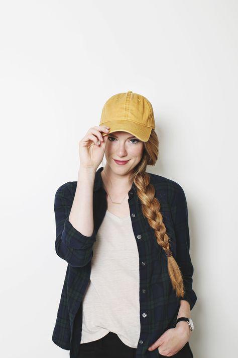 dcb155189 Laci' Mustard Yellow Ball Cap | $22 | baseball hats. | Baseball hats ...