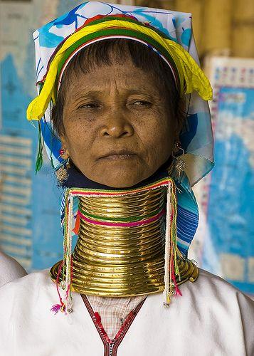 Myanmar -I've met this Lady, she's incredible!!