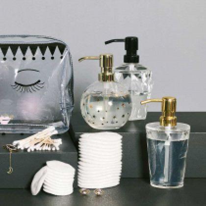 Kosmetiktaschen Pflegeprodukte Und Die Funky Box Kaufen 5 Rabatt Fur Neukunden Versandkostenfrei Ab 49 2 Seifenspender Seife Badezimmer Accessoires