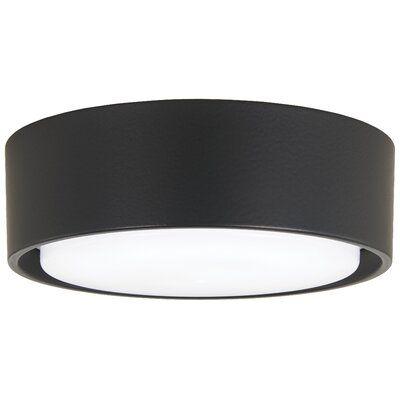 Minka Aire Simple 1 Light Universal Led Ceiling Fan Light Fitter