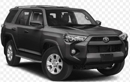 2020 Toyota 4runner Limited Nightshade Edition Black For Sale Tailor Made For The Path The 2019 Toyota 4runner Toyota 4runner 4runner Limited 4runner