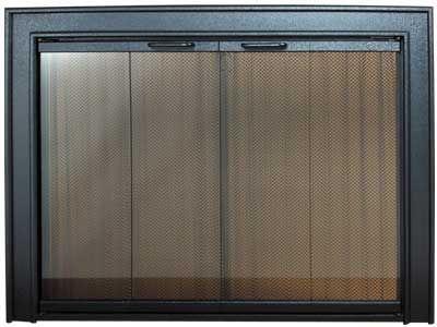 Home Fireplace Glass Doors Portland Williamette Pw Gallery Glass Fireplace Door Standard Finishes 1000 With Images Fireplace Glass Doors Glass Fireplace Fireplace Doors