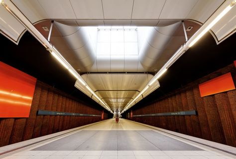 Best Metro Stations Images On Pinterest Architecture Around - Vibrant photos of international subways capture their unappreciated beauty