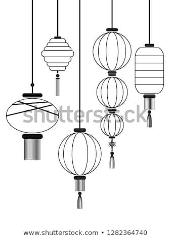 20++ Chinese lantern clipart black and white ideas in 2021