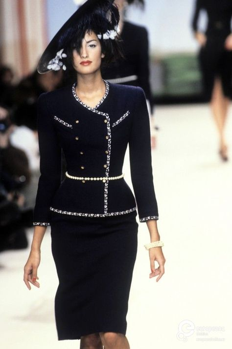 Chanel, Spring-Summer Couture On W - Womens Fashion