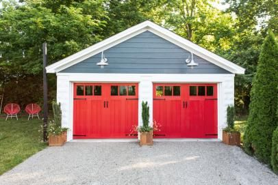 Average Cost To Build A Two Car Detached Garage In 2020 Garage Door Design Building A Garage Detached Garage Designs