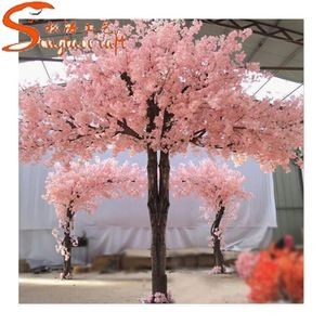 Small Decorative Warm White Blossom Sakura Style Led Tree Light For Indoor Outdoor Use Twig Lights Battery Operated Christmas Lights Tree Lamp