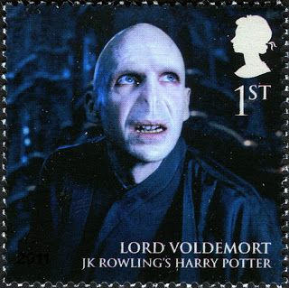 Literary Stamps Rowling J K B 1965 Royal Mail Stamps Mail Stamp Stamp