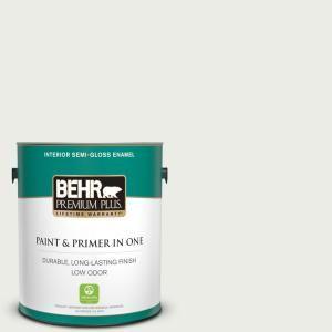 Brown Tan Satin Paint Colors Paint The Home Depot Behr Premium Plus Interior Paint Premium Plus