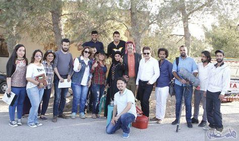 مسلسل تلفزيوني أردني مثير يعالج قضايا المجتمع بطريقة كوميدية Couple Photos Scenes Photo