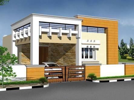 35 Desain Inspiratif Contoh Model Dinding Depan Rumah Minimalis Ala India 1000 Inspirasi Desain Desain Rumah Desa Desain Depan Rumah Desain Rumah Eksterior