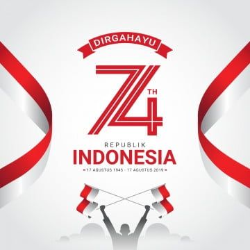 Happy Indonesia Independence Day Greeting Card 17 August Indonesia Day Png And Vector With Transparent Background For Free Download Independence Day Greeting Cards Independence Day Greetings Indonesia Independence Day