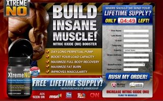 Xtremeno Muscle Builder Sports Nutrition