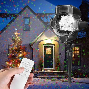 Best 2020 Lazer Christmas Projector Top 14 Best Laser Christmas Lights Review In 2020   Buyer's Guide