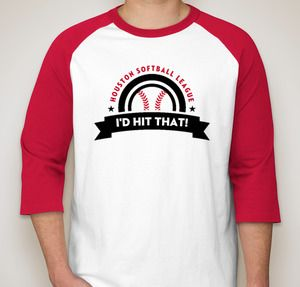 I D Hit That Is The Perfect Name For Your Softball Team Add Your Softball Team Name To Your Tea Baseball T Shirt Designs Team Shirt Designs Basketball Clothes