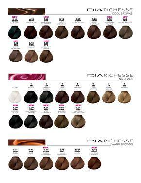 10++ Nuancier coiffure inspiration