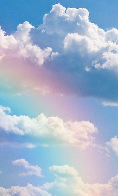 Carta Da Parati 800.Carta Da Parati Mobile Fino A 480 X 800 Pollici Dimensioni Dello Schermo Rainbow Wallpaper Sky Aesthetic Cloud Wallpaper