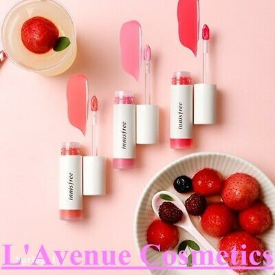 Advertisement Innisfree Creamy Lip Tint Gloss Sheer Shimmering