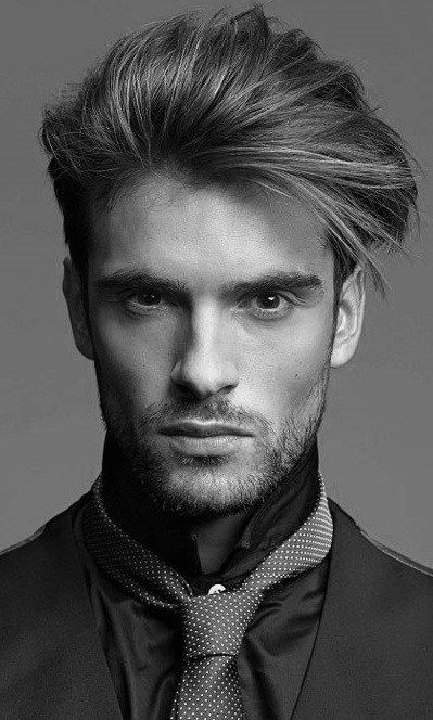 Medium Length Male Haircuts 2020 26